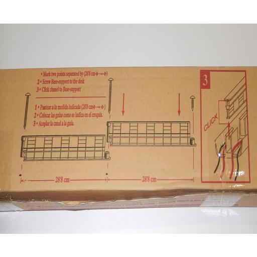 Telecanal electrificacion Profesional Modular poliestireno Alta Resistencia ber39515 [3]