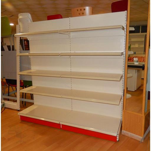 Estantería de supermercado mural de estantes ka-0A