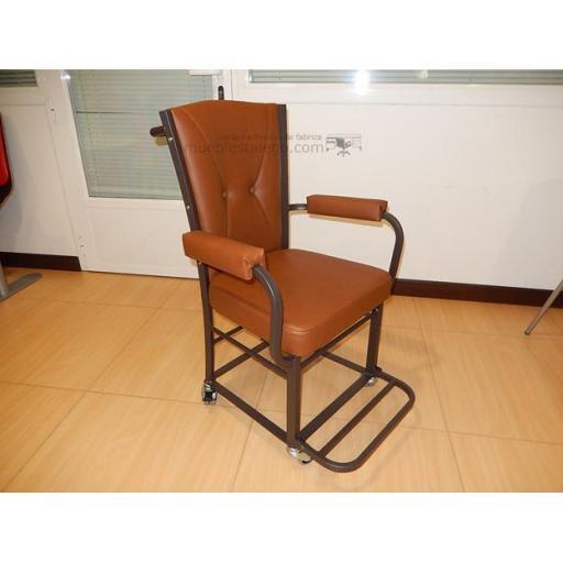 Sillon de ruedas para personas de poca movilidad gh-sillón noriata [3]