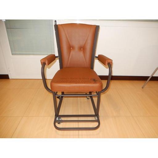 Sillon de ruedas para personas de poca movilidad gh-sillón noriata [1]