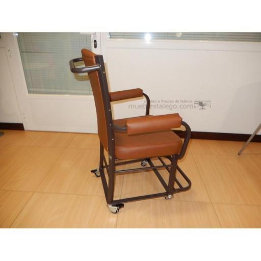 Sillon de ruedas para personas de poca movilidad gh-sillón noriata [0]