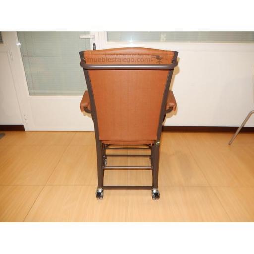 Sillon de ruedas para personas de poca movilidad gh-sillón noriata [2]