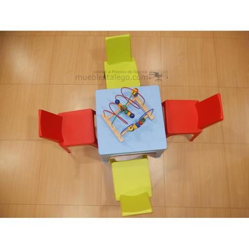 Conjunto de mesa con sillas infantiles gr-silla julieta [1]
