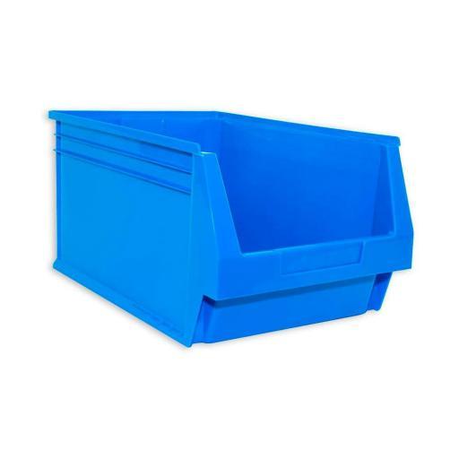 Gaveta apilable 60. Lote de 6 unidades (30hx39.4x59cm) Azul Ty-gaveta60 6/u [1]