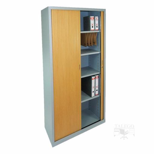 Armario metálico puertas de persiana id-armario puertas pp