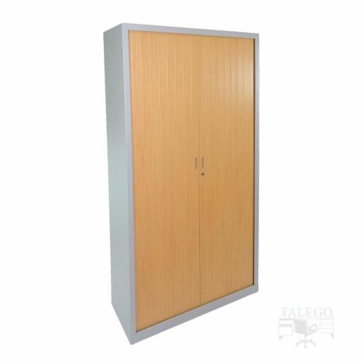 Armario metálico puertas de persiana id-armario puertas pp [2]