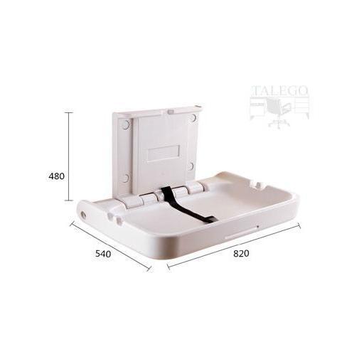 Cambiador de pañales para bebe Lo-BC300 [2]