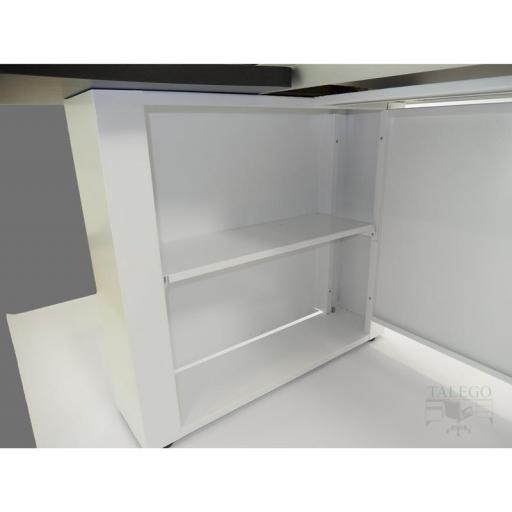 Mostrador de supermercado metalico Ka [2]