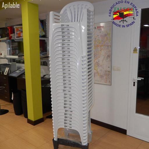 Silla de plastico aplilable gr-pals [2]