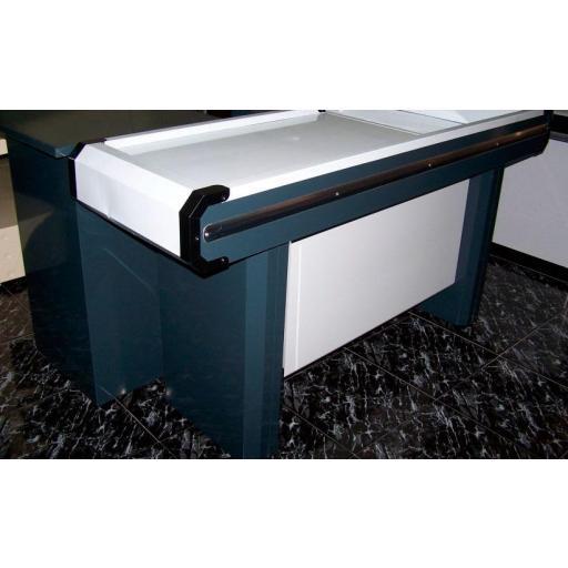 Mostrador caja supermercado recto co-muebles caja R  [3]