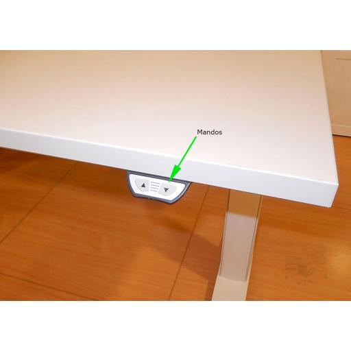 Mesa regulable en altura electrica 65 a 130cm ber-mobilitystep [2]