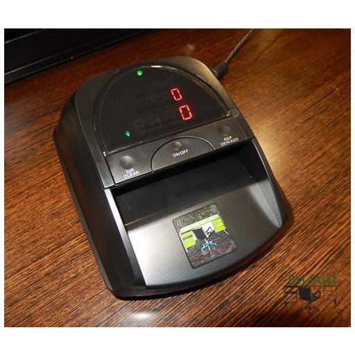 Detector de billetes falsos hm-detec [1]