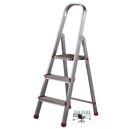 Escalera domestica de aluminio