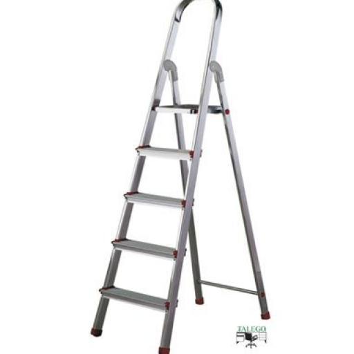 Escalera domestica de aluminio [1]