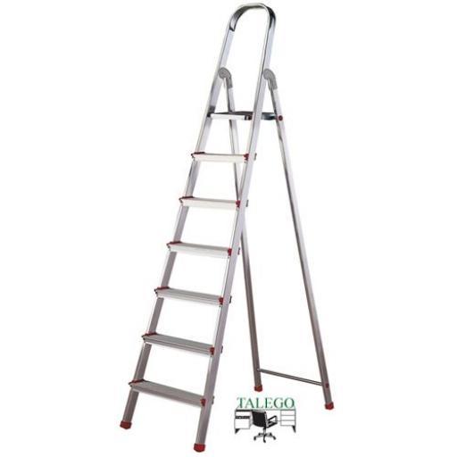 Escalera domestica de aluminio [2]