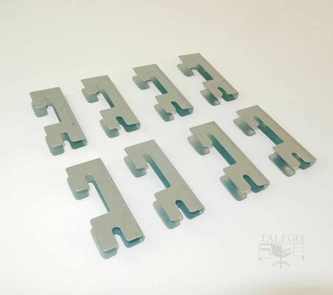 8 Conectores para estantería futtal y drutal ko-conector fd