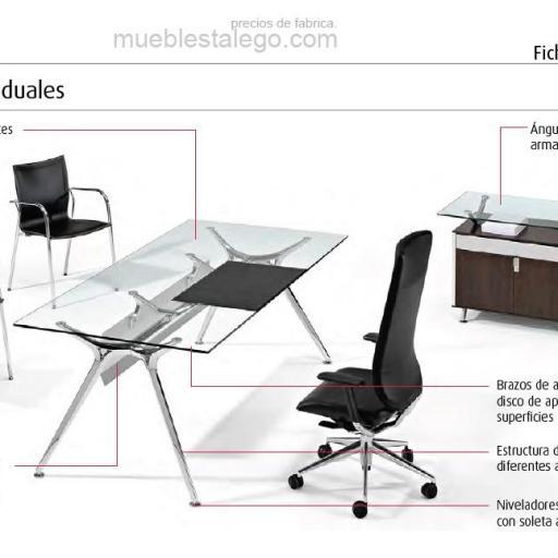 mesa de cristal de diseño ber-arkitek 200x100 [2]