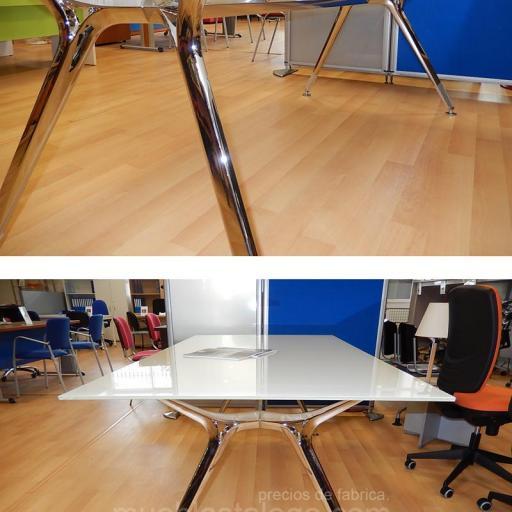 mesa de cristal de diseño ber-arkitek 200x100 [1]