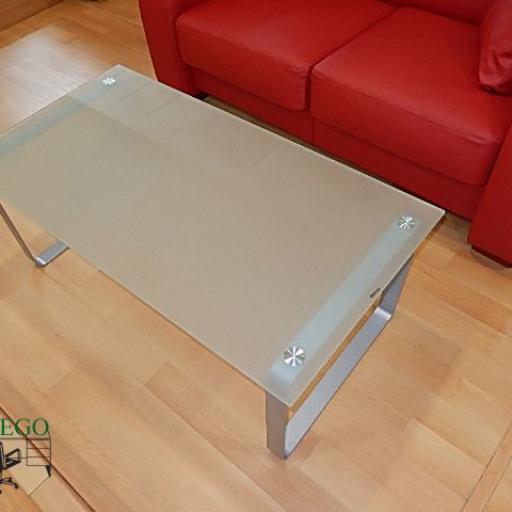 Mesa de cristal baja rectangular um [2]