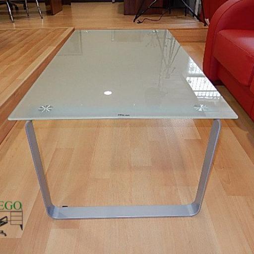 Mesa de cristal baja rectangular um [3]