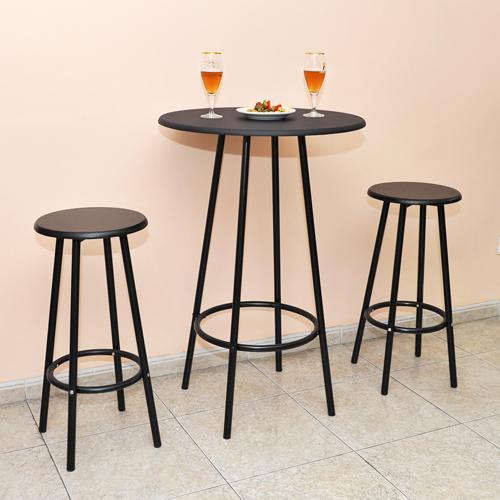 Mesa alta de bar hf-dolmeta mesa