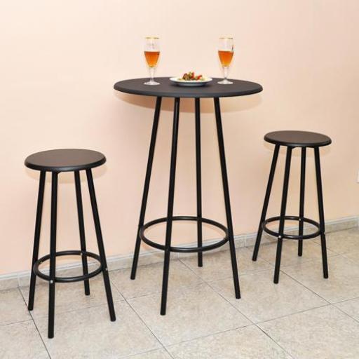 Mesa alta de bar hf-dolmeta mesa [0]