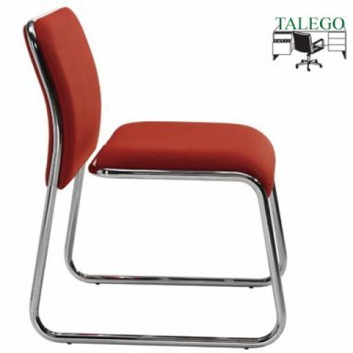 Conjunto de sillones y mesas de sala de espera [3]