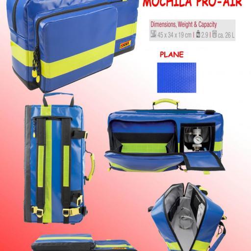 MOCHILA PRO-AIR ( PLANE )